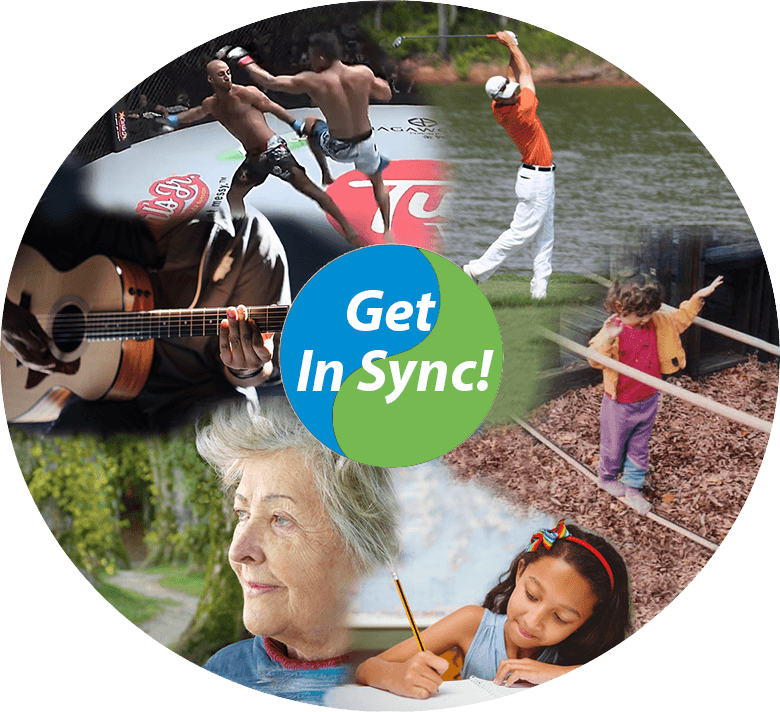 Get In Sync! to unlock your full potential